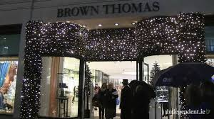 brown thomas dublin christmas dsquared greece