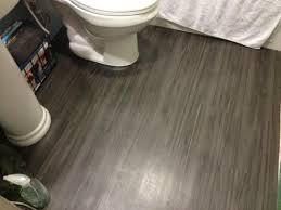 How To Install Vinyl Flooring In A Bathroom Vinyl Plank Flooring Installation Bathroom Carpet Vidalondon