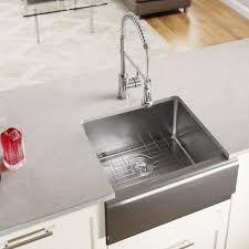 is an apron sink the same as a farmhouse sink mr direct farmhouse apron front stainless steel 23 3 4 in