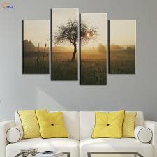 Paintings For Living Room Online Get Cheap Grassland Painting Aliexpress Com Alibaba Group