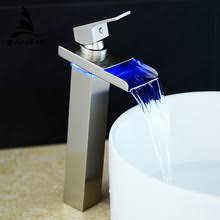 Bathroom Waterfall Faucet by Popular Waterfall Faucet Buy Cheap Waterfall Faucet Lots From