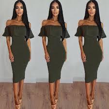 aliexpress com buy women clothes off shoulder party cocktail
