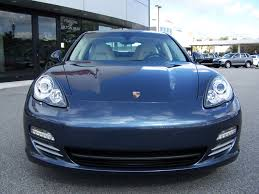 porsche panamera interior 2015 2010 porsche panamera 4s in yachting blue with two tone leather