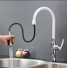 white pull kitchen faucet lovely decoration white kitchen faucet popular white kitchen