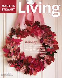 Outdoor Christmas Decoration Ideas Martha Stewart by 20 Years Of Christmas With Martha Stewart Living Martha Stewart