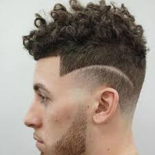 hairstyles for curly haired square jawed men 5 sleek clean line haircuts the idle man