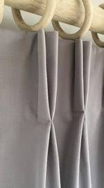 How To Fit Pencil Pleat Curtains How To Make Pencil Pleat Curtains Tutorial By Sewhelpful Http