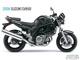 suzuki 2017 suzuki sv650 first ride review motorcyclist