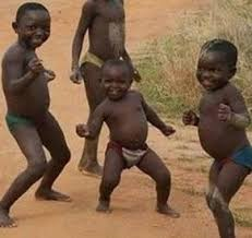 Meme Kids - create meme happy african kids african children dancing