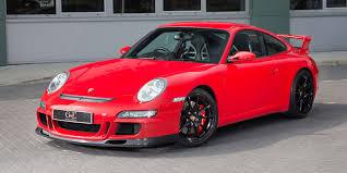 porsche gt3 red porsche 911 997 gt3 2007 gve luxury vehicles london