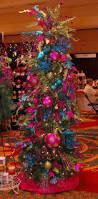 How To Put Christmas Lights On Tree by Useful Tips On Decorating A Christmas Tree Feat Purple Blue And