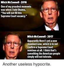 Mitch Mcconnell Meme - i really hate this guy please do not vote for him if he s your