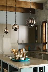 adding a kitchen island add personality to your kitchen island with circular pendants