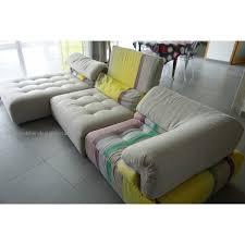 la roche bobois canapé canapé roche bobois tissu kenzo roche bobois