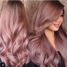 rose gold hair color rose gold hair color 25 beautiful rose gold hair colour ideas on