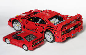 Ferrari F40 Page 4 Lego Technic Mindstorms U0026 Model Team