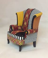 Upholstered Wingback Chair Good Sam Showcase Of Miniatures Class 1 Upholstered Wingback