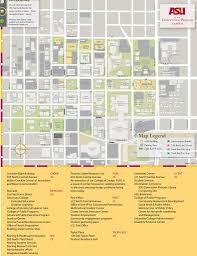 Arizona Map State by Arizona State University Maplets