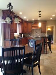 Maple Cabinets With Mocha Glaze Waypoint Living Spaces Style 610d In Maple Mocha Glaze