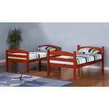 Solid Wood Bunk Bed Saracina Home  Target - Solid wood bunk bed