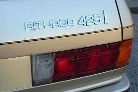 maserati biturbo clock maserati biturbo 425i sedan auctions lot 11 shannons