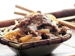 cuisine chinoise boeuf aux oignons bœuf sauté aux oignons philandcocuisine