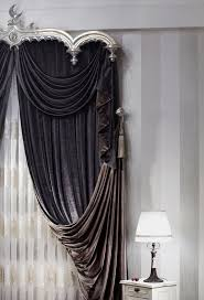 Designer Window Treatments by Curtain Designs Window Dressings Windsor Gray Unique Best