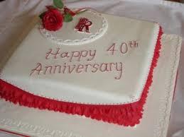 40th wedding anniversary party ideas 40th wedding anniversary party ideas the wedding specialiststhe