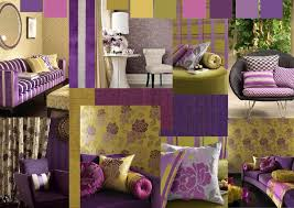 Best Purple And Green Livingroom Images On Pinterest Living - Green and yellow color scheme living room