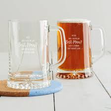 will you be my best personalised will you be my best tankard by becky broome