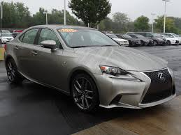 lexus is350 toyota pre owned 2015 lexus is 350 4d sedan in naperville c30594a