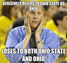 Ohio State Michigan Memes - ohio state sucks meme 100 images sucks empty ish thoughts