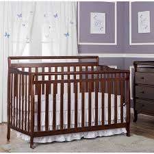 Dream On Me 4 In 1 Portable Convertible Crib by Dream On Me Liberty 5 In 1 Convertible Crib Natural Walmart Com
