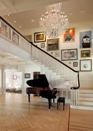 Foyer stairs decorating ideas pictures entry traditional with