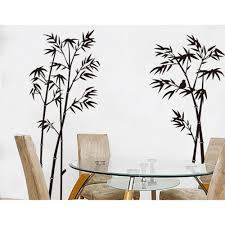 bamboo wall sticker easy to peel and stick wall stickers bamboo wall sticker