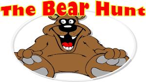 Running Bear Meme - going on a bear hunt children s song by the learning station