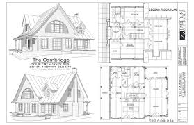 A Frame Cabin Floor Plans With Loft by Timber Frame House Plans Hahnow