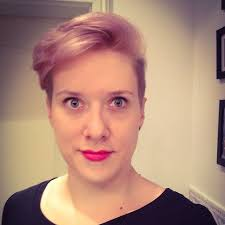 thinning hair in women on top of head simple easy pink short pixie cut for fine thin hair for long faces