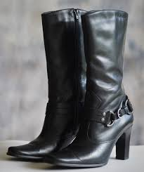 womens black leather motorcycle boots boots womens shoes clothing shoes u0026 accessories