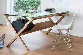 modern glass work desk appealing interesting computer work desks 30 modern desk with glass