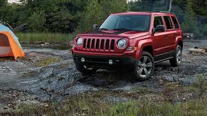 jeep red 2017 three type of 2017 jeep patriot with specs and feature rti world