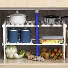 addis under sink storage amazon co uk kitchen u0026 home