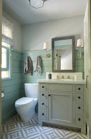 Beach Cottage Bathroom Ideas Beautiful Farmhouse Style Bathroom With Shiplap Walls Bathroom