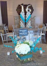 Centerpieces For Sweet 16 Parties by 41 Best Centerpieces Balloon And Otherwise Images On Pinterest