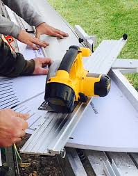 portable track saw table side track saw table 1 saw table