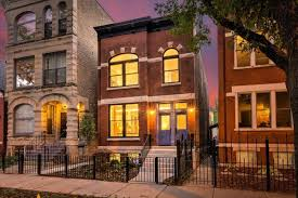 dramatically rehabbed wicker park multiunit is now luxury mansion