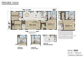 highland manufacturing in worthington mn manufactured home prairie view 2866 layout