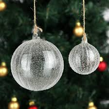 glass tree ornaments images