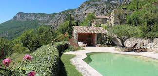 charming guest house in provencal drome le domaine du roc in saou