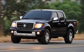 suzuki pickup truck recall alert 2010 suzuki equator pickuptrucks com news
